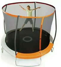 Sportspower 12ft Outdoor Kids Trampoline With Enclosure- fast delivery