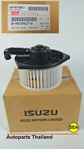 8981394270 Genuine Isuzu BLOWER FAN MOTOR  Brand New Genuine Parts
