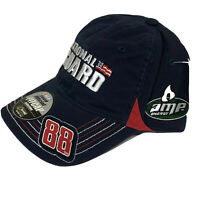 NASCAR Dale Jr National Guard #88 OFFICIAL 2008 Pit Cap By Chase Authentics AMP