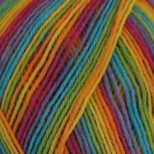 West Yorkshire Spinners Signature 4 Ply Yarn Wool 100g - Rum Paradise (822)