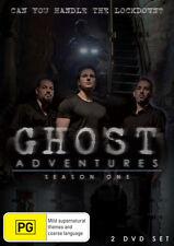 Ghost Adventures: Season 1  - DVD - NEW Region Free