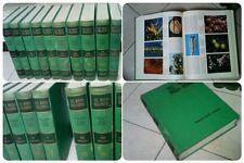 NEL MONDO DELLA NATURA. Enciclopedia Motta di Scienze Naturali - 10 Volumi
