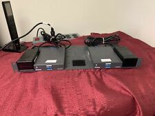 lot of 2 Extron DTP HDMI 230 RX with power supplies and rack mount