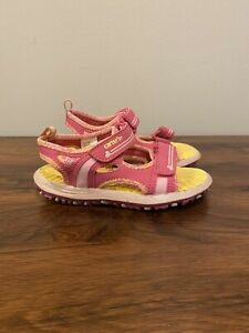 Carter's Baby Girl Size 11 Sandals