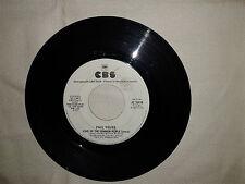"""Paul Young / Luigi Sutera - Disco Vinile 45 Giri 7"""" Edizione Promo Juke Box"""