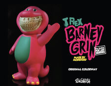 Ron English, Barney Grin, Made by Monsters, Pink Edition 2010, limited to 50