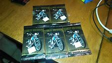 5 PACKS OF HARLEY DAVIDSON SERIES 2 TRADING CARDS ( NEVER OPENED )