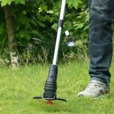 Grass Trimmer Portable Cordless Lawn Weed Cutter Electric Mower Pruning new