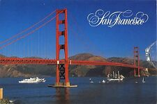 B32313 The Golden Gate Bridge San francisco usa