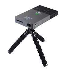 US C2  Mini DLP Projector HD 1080P Wifi Bluetooth 4.0 Android 4.4 Home Theater