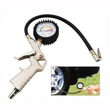 Wsd7 WS 5x Alloy Air Compressor Tyre Inflator Tool Gauge for Car Bicycle 220
