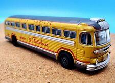 Classic Metal Works 32105 1:87 GMC PD4103 Union Pacific E. Los Angeles Bus Mint