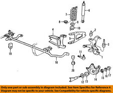 FORD OEM 92-98 F-250 Front-Upper Ball Joint 5C2Z3049AA