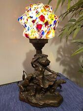 New listing art deco lamp
