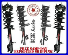 2003-2005 Honda CIVIC Loaded Struts & Coil Assembly FRONT & REAR L & R