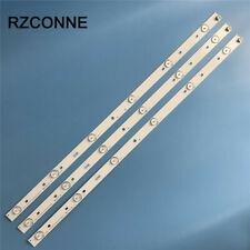 3pcs LED Backlight Strips for Toshiba 32'' SVT320AF5_P1300_REV03 32P1300 32P1400