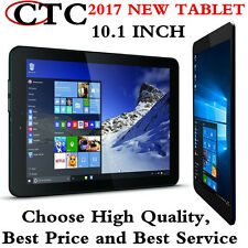 """2017 10"""" Inch Android 6.0  Quad Core HDMI Camera Wifi Tablet PC 8GB UK"""