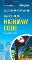 The Official Highway Code,Department for Transport,Driving Standards Agency,HMS