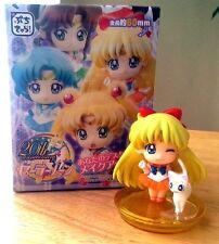 Sailor Moon - Petit Chara Mini Figure Megahouse - Venus (B) & Artemis!