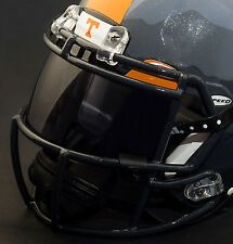 *CUSTOM* TENNESSEE VOLUNTEERS NCAA OAKLEY Football Helmet EYE SHIELD / VISOR