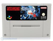 Nintendo SNES Spiel - Terranigma DEUTSCH Modul
