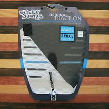 Sticky Bumps Awol Surf Traction Wht/Blk