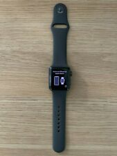 Apple Watch Edition 38mm Gray Ceramic with Gray/Black Sport Band GPS + Cellular