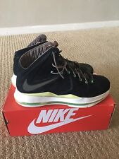 Nike LeBron X Suede Mint Mens Size 11