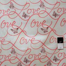 Kathy Davis PWKD058 Enchantment First Love Coral Fabric By Yard