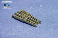 G System - Stainless-Steel Hydraulic Arms Gundam metal add-on part model kit