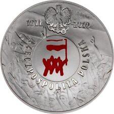 Silber Münzen aus Polen