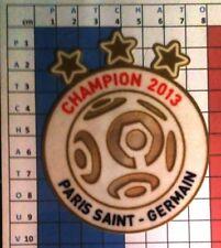 Patch Badge France LFP Ligue 1 maillot de foot du Paris.SG Champion 2013 s 13/14