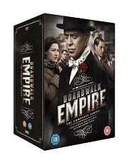BOARDWALK EMPIRE SEASONS 1-5 COMPLETE DVD BOX SET NEW SEALED SERIES 1 2 3 4 5