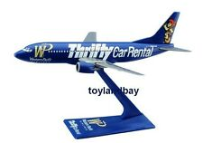 Flight Miniatures Western Pacific Thrifty Car Rental Boeing 737-300 1:200 Scale