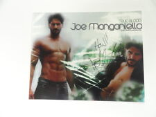 JOE MANGANIELLO SIGNED TRUE BLOOD 8X10 SHIRTLESS PHOTO ALCIDE