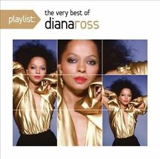 Playlist: The Very Best of Diana Ross by Diana Ross (CD, 2013, RCA)