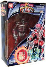 Bandai Power Rangers : Alien Leader Lord Zedd Action Figure