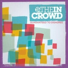 Guaranteed to Disagree [EP] [Digipak] by We Are the In Crowd (CD, Jun-2010,...