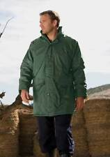 REGATTA MENS WEATHERKING GREEN WATERPROOF SIZE XXL JACKET COAT MACHINE WASHABLE