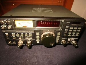 (1) Nice Working  Icom Receiver Being Sold Cheap as is Parts  IC-R71A