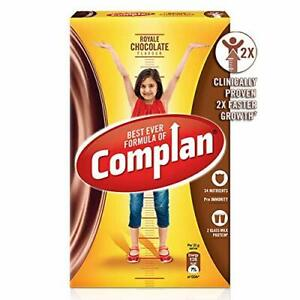 Complan 500 GM Packs  Chocolate Flavor  Complete Planned Food in a Drink