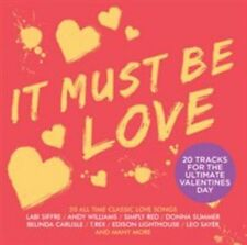 It Must Be Love 0654378056727 by Various Artists CD