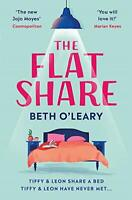 The Flatshare by O'Leary, Beth Book The Fast Free Shipping
