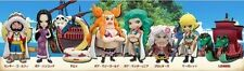 NEW One Piece World Collectable Figure 22 set of 8 Banpresto F/S