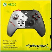 Xbox one controller Cyberpunk 2077 limited edition.