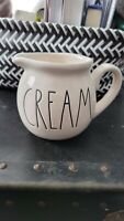 "Rae Dunn ""Cream"" Pitcher by Magenta Creamer Farmhouse"