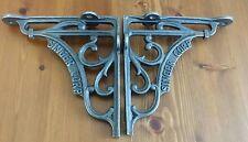"""Industriale Stile Antico 2 x 8 """"CANTANTE Corp Mensola staffe parete regalo per cucire"""