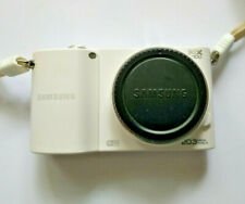 Samsung NX1000 White Camera Body Only With Charger