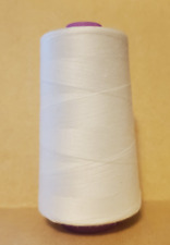 6000 Yard Spool Venus White Sewing Thread  All Purpose 100% Polyester USA Made