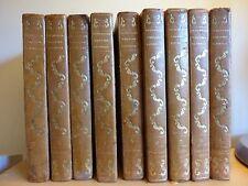 Guérin * Dictionnaire pittoresque d'Histoire naturelle 9 volumes * 1834-1839